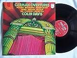 6580 048 German Overtures BBC Symphony Orchestra Colin Davis vinyl LP