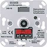 Jung 240-10 - Mecanismo potenciometro electronico interruptor 6a