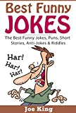 #8: Best Funny Jokes: The Best Funny Jokes, Puns, Short Stories, Anti-Jokes & Riddles