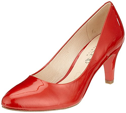 Damen 505 Rot Caprice Pumps Patent Red 22412 gqCaSd for monday ... c92b061334