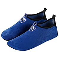 Summer Snorkeling Shoes Water Sport Shoes Aqua Socks Men And Women Beach Swim Surf Yoga