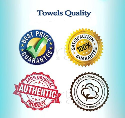 Casa Copenhagen-Basics Set Of 10 Pcs Terry Table Napkins -(Assorted Any 10 Pcs Wash Towels)...