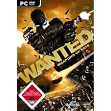 PC DVDROM Wanted: Weapons of Fate (PEGI)