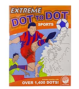 Extreme Dot to Dot Sports: Amazon.co.uk: Toys & Games