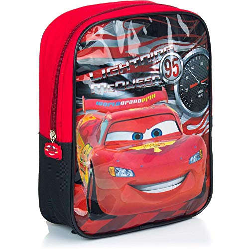 Preisvergleich Produktbild Rucksack Cars für Jungen - tolle Geschenkidee für Kinder