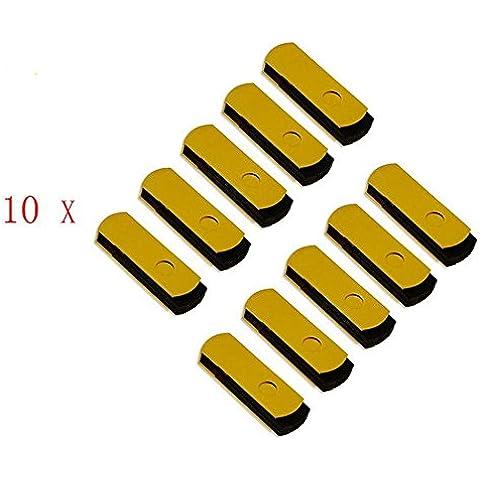 FEBNISCTE 100 pezzi Girevole USB 2.0 Flash PenDrive 512MB (Non