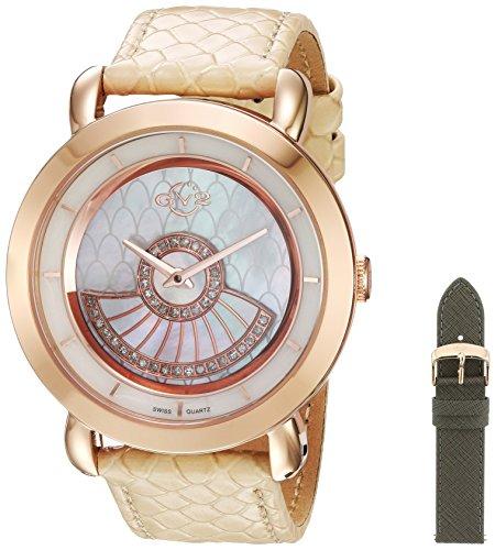 Gevril Reloj con movimiento cuarzo suizo Woman Catania 40 mm