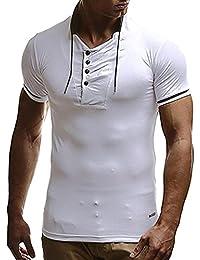 Camisas hombre , Amlaiworld Camisa Hombre de Manga corta Personalidad Slim Fit Casual blusa ropa deportivas niños Tees Tops camisetas…