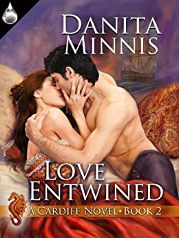Love Entwined (A Cardiff Novel Book 2) by [Minnis, Danita]