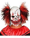 Horreur Clown Masque de crâne
