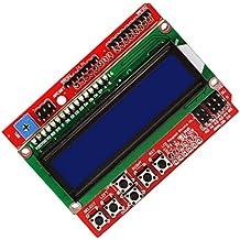 1602 Pantalla Lcd Teclado V2.0 16x2 Lcd Tarjeta De Expansión Para Arduino