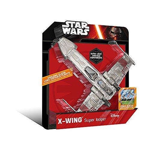 Brigamo 17751 – X Wing Styropor Flieger Star Wars Styroporflugzeug - 3