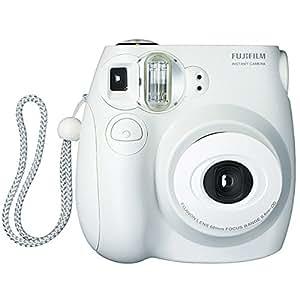 Fujifilm 15834705 Instax Mini 7S EX WT Sofortbildkamera (62 x 46 mm)