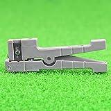 Cruiser 45-162, spela cavo coassiale. Per cavi fino a 3,2 mm di diametro esterno. Set di coltelli spela bandoli