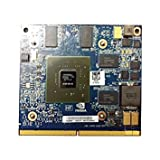Original New for HP TouchSmart 600 600-1050 1350 1055 1155 1120 Desktop PC Graphics Video Card Upgrade NVIDIA GeForce GT 230M GT230M N10P-GE-A2 GDDR3 1GB MXM VGA Board Replacement