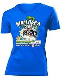 Mallorca 2017 Loading T-Shirt Damen Gr.S bis XXL