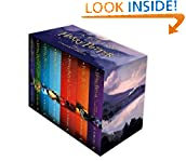 #7: Harry Potter 7 Volume Children'S Paperback Boxed Set: The Complete Collection (Set of 7 Volumes)