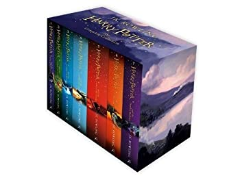 Harry Potter Box Set: The Complete Collection (Children's Paperback) (İngilizce)