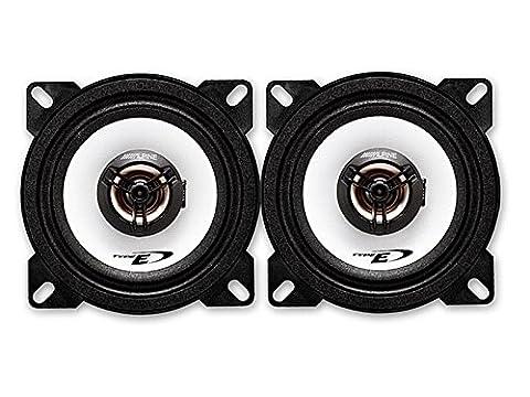 'Alpine Car Speaker Toyota Yaris 4Inch 2Way Coaxial 120Watt Pair