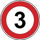 9 Stück Muffinaufleger Muffinfoto Aufleger Foto Geburtstag Zahl Schild 3 rund ca. 6 cm *NEU*OVP*