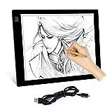 MultiWare Tablette De Dessin À LED A3 Réglable Planche À Dessin Animation...