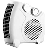 Varshine® Premium Fan Heater Heat Blow || Silent Fan Room Heater (White) || with 1 Season Warranty || M-05