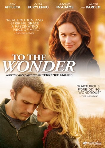 To the Wonder by Ben Affleck