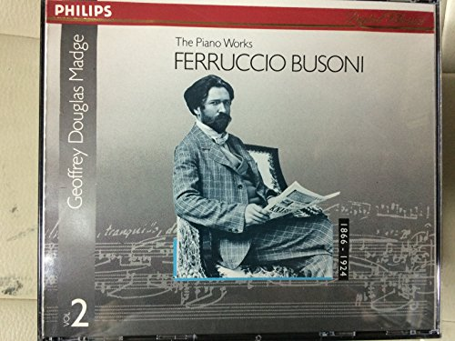 Preisvergleich Produktbild Busoni: The Piano Works (UK Import)