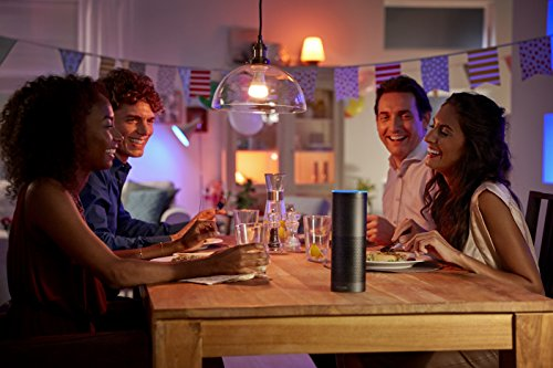 Philips Hue LED Lampe E27 Starter Set inklusive Bridge, 3. Generation, 3-er Set, dimmbar, 16 Mio Farben, app-gesteuert - 5
