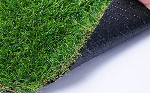 eXtreme® 40mm VERY THICK SUPREME QUALITY Artificial Grass Flooring - Indoor or Outdoor Flooring - 1 metres wide choose your own length in 1ft(foot) Lengths
