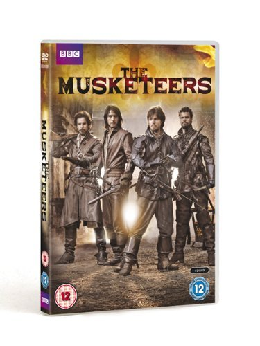 Kostüm Sherlock Bbc - The Musketeers - Series 1 [4 DVDs] [UK Import]