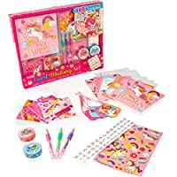 Style Girlz Unicorn Card Making Set - Kids Craft Kit - Childrens Arts and Crafts Kit For Girls