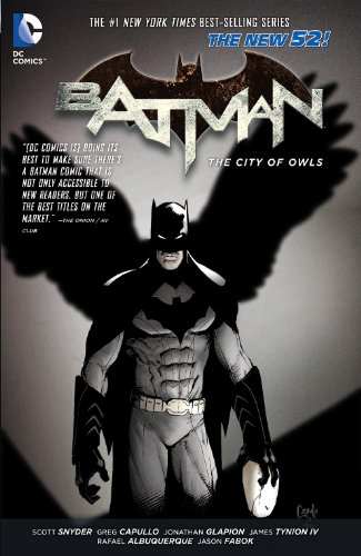 Batman Vol. 2: The City of Owls (Batman Graphic Novel) (English Edition)