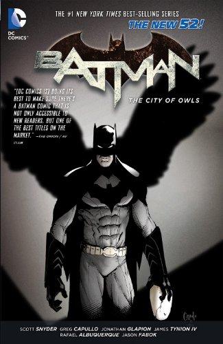 Batman Vol. 2: The City of Owls (Batman Graphic Novel) por SCOTT SNYDER