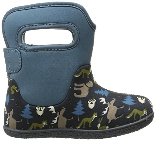 Bogs Baby Bogs Wellies Classic Woodland Navy Multi