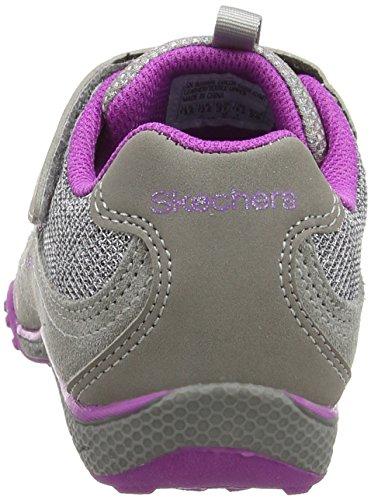 Skechers Breathe-Easy Mädchen Sneakers Mehrfarbig (Gymt)