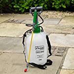 5L Pump Action Pressure Sprayer – use with water, fertilizer or pesticides