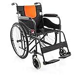 T-Rollstühle Leichter Rollstuhl, Tragbar, Kinderwagen faltend, Behindert, Reise-Rollstuhl