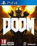 DOOM - 100% Uncut - Collectors Edition [AT-PEGI] - [PlayStation 4]
