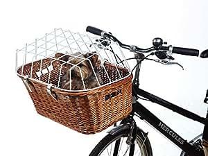 Aumuller cesto da bici per quadro montaggio posteriore for Amazon trasportini per cani