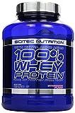 Scitec Nutrition Whey Protein, Erdbeer, 1er Pack (1 x 2350 g)
