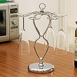 Make-up-Rahmen MEILING Fashion Wine Glass Holder Champagner Stemware Holder Home Wein Rack Glas Cup Hanger Hochzeit Glas Regal Platz, Wo Dinge im Wohnzimmer platziert Werden