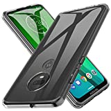 LK Cover per Motorola Moto G7 / Moto G7 Plus Custodia, Case in Morbido Silicone di Gel...