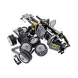 Bausteine gebraucht 1 x Lego System Teile Set für Modell 8098 Clone Turbo Tank grau Panzer Star Wars Incomplete unvollständig