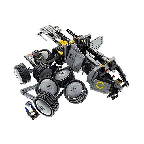 1 x Lego System Set Modell für 8098 Clone Turbo Tank grau Panzer Star Wars incomplete unvollständig (Clone Turbo Tank Lego Star Wars)