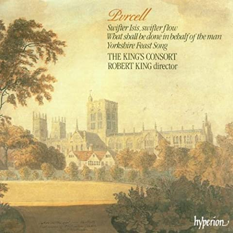 Purcell: Complete Odes and Welcome Songs,
