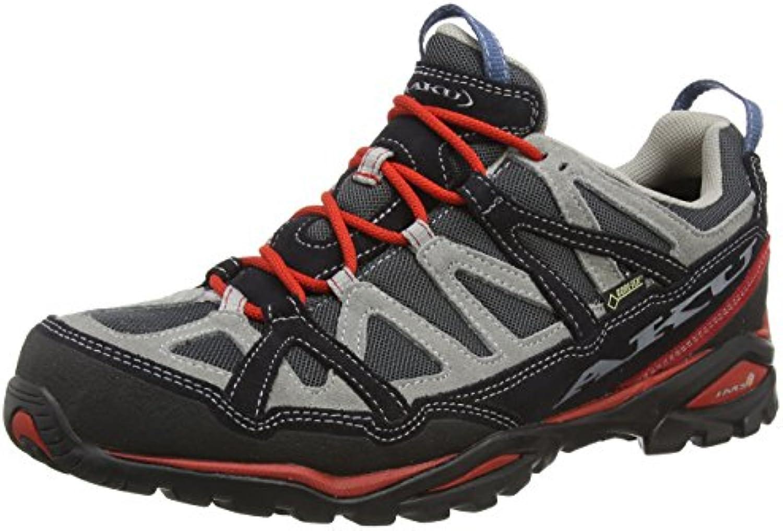 AKU Arriba II GTX - Zapatillas de Trekking y Senderismo de Cuero Hombre