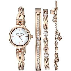 Anne Klein‒Reloj de mujer AK-3082RGST