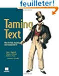 Taming Text How to Find,Organize and...