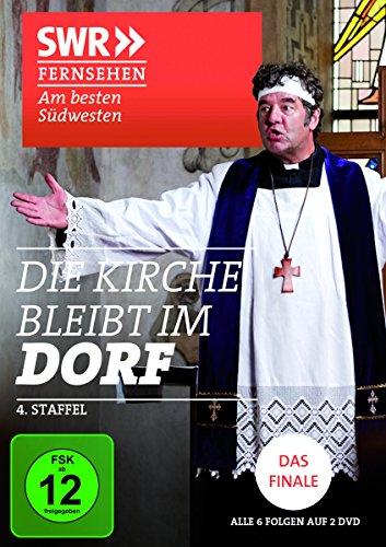 Die Kirche bleibt im Dorf - Staffel 4 [2 DVDs]